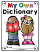 Dictionary for 1st Grade - A Writing and Reading Resource