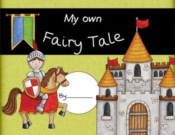 My Own Fairy Tale Night Book