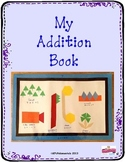 Pattern Block Addition Book: Hands-on, Sums to 2-10,  Comm