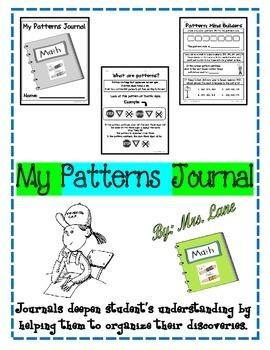 My Patterns Journal