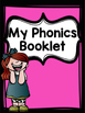 My Phonics Booklet (Common Core Aligned)