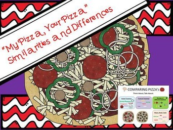 """My Pizza, Your Pizza"" Similarities and Differences"
