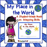My Place in the World - A Book About Mapping Skills