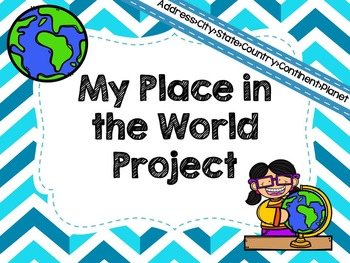 My Place in the World Project
