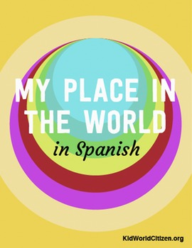 "My Place in the World Project: ""Me on the Map"" Geography f"