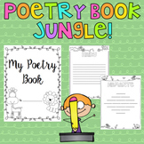 My Poetry Book Jungle Themed
