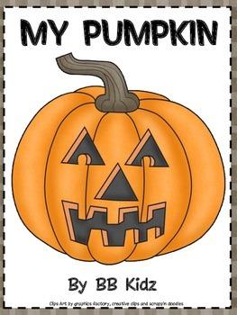 My Pumpkin Observation Booklet - Science/ Math