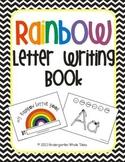 My Rainbow Writing Alphabet Book {Common Core}