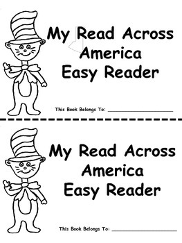 My Read Across America Easy Reader