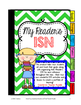 My Reading ISN Notebook