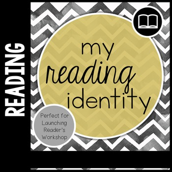 My Reading Identify: Launching Reading Workshop Activities