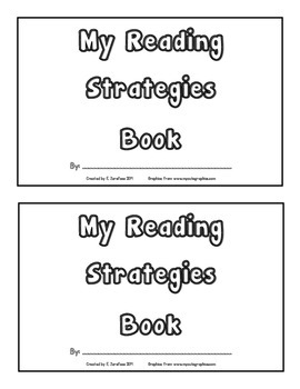 My Reading Strategies Book