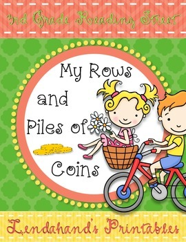 Reading Street My Rows and Piles of Coins Teacher Pack by