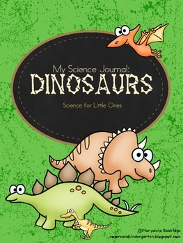 My Science Journal: Dinosaurs
