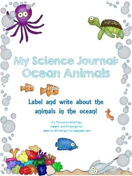 My Science Journal: Ocean