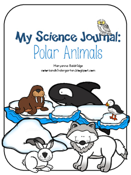 My Science Journal: Polar Animals