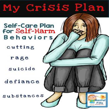 Crisis and Relapse Prevention Plan for Self-Harm, Cutting,