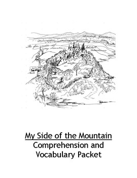 My Side of the Mountain Guided Reading Unit Level U