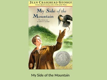 My Side of the Mountain - Jean Craighead George - Power po
