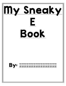 My Sneaky E Book