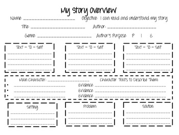 My Story Overview