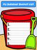 My Summer Bucket List Freebie