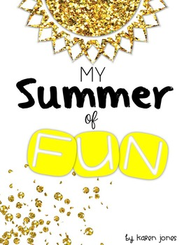 My Summer of Fun {Summer activities for kids!}