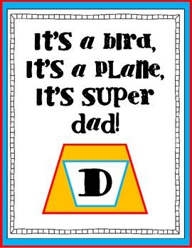 My Super Dad!