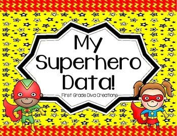Superhero Themed Measurement Math Centers