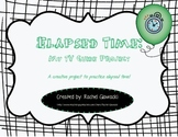 Elapsed Time: My TV Guide Project