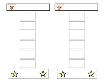 My Task Chart - Autism VISUAL
