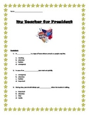 My Teacher for President Test