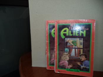 My Teacher is an Alien ISBN 0-671-64748-2