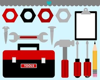My Tool Box Clip Art