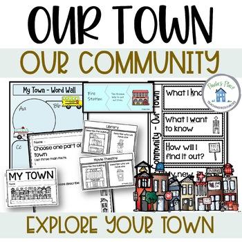 My Town - My Community