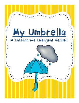 Spring Color Emergent Reader