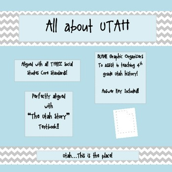"""Utah History Story Book follows """"The Utah Story"""" Textbook"""