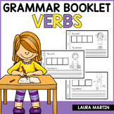 Interactive Parts of Speech Booklet-Verbs