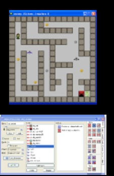 My Video Game Simulation using Office Software Suite