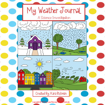 What's the Weather Today? A Meteorologist's Investigation Journal