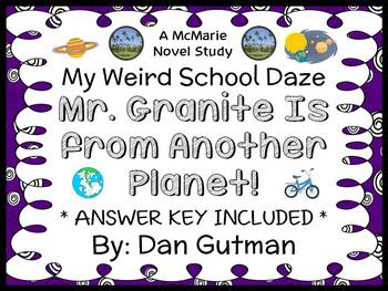 My Weird School Daze: Mr. Granite Is from Another Planet!