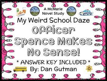 My Weird School Daze: Officer Spence Makes No Sense! (Dan