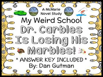 My Weird School: Dr. Carbles Is Losing His Marbles! (Dan G