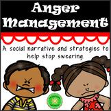 No More Swearing Social Story