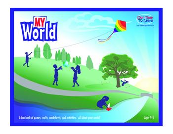 My World Workbook (digital)