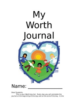 My Worth Journal