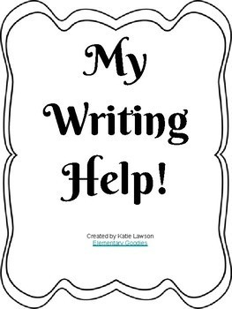 My Writing Help