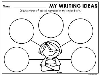 My Writing Ideas