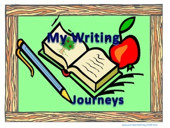 My Writing Journeys-Primary Grades--Free