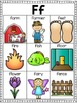 My Writing Word Book Pictures A-Z {and more}